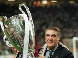 for president of real madrid